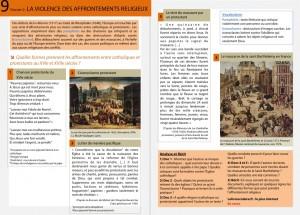 Téma: násilí a náboženská střetnutí