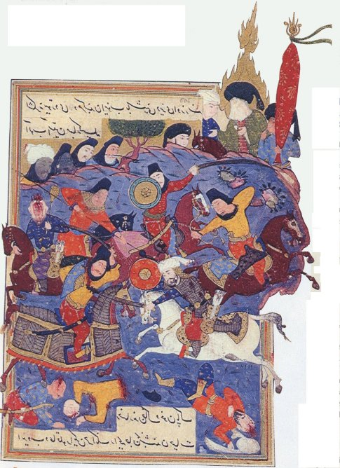 Arabští bojovníci