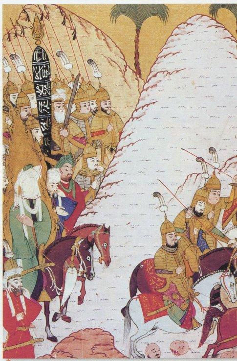 Bitva u Badru, 624