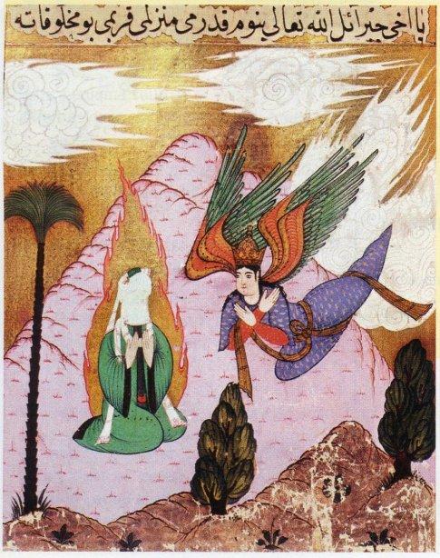 Gabriel a Muhammad 2