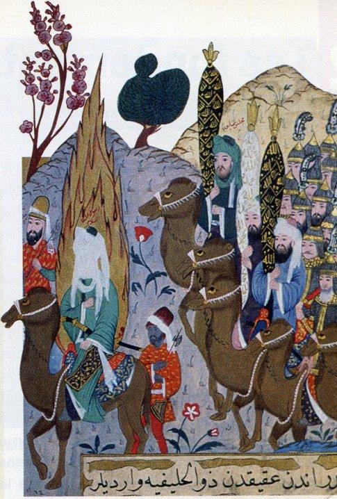 Muhammad dobyva Mekku
