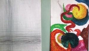 Rytmus a barva, chlapec a děvče 12 let