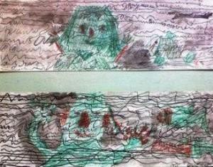 Melodie, děvče 10 let, chlapec 8 let