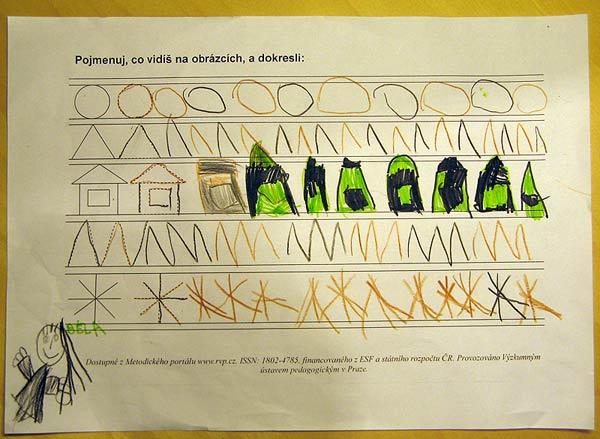 Ukázka využití DUMů v předškolním vzdělávání