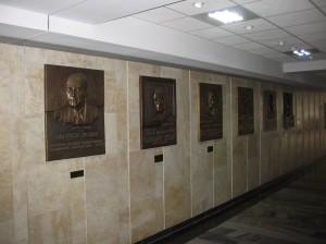 Galerie rektorů lodžské polytechniky