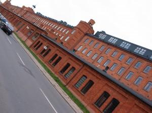 Ksienžy mlyn, adaptace továrny na bydlení