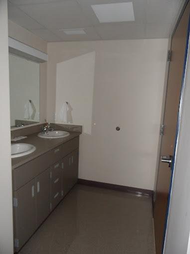 Část koupelny
